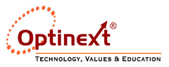 Welcome to Optinext Technologies Logo